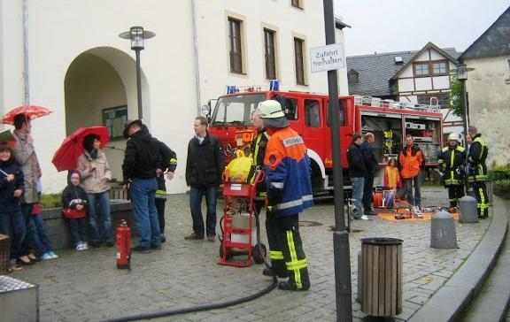 Aktionstag 2010 FF Berg
