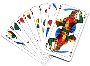 Kartenblatt