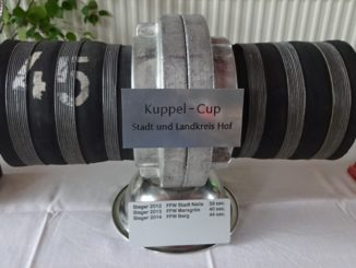 Kuppel-Cup Wanderpokal